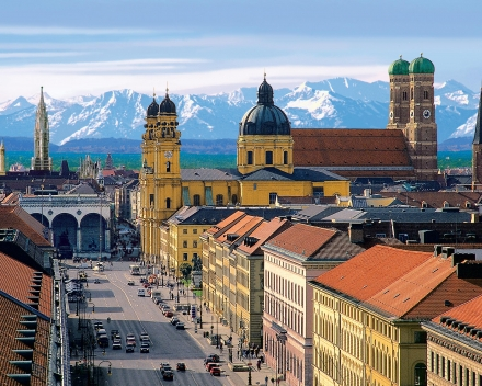 Bezoek aan München
