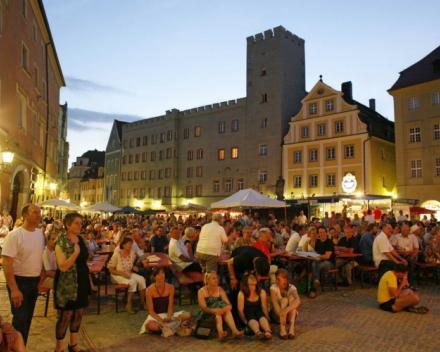Binnenstad van Regensburg