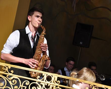 Concertreizen voor HaFaBra en symfonische orkesten, Jeugdorkest uit Duitsland