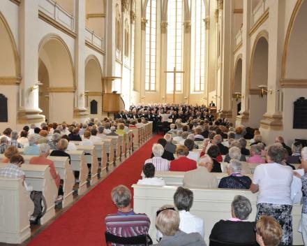 Koorreis Praag 4, 5 of 6 dagen, concert in een bekende concertkerk van Praag
