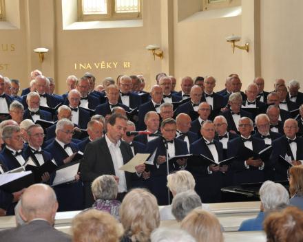 Koorreis Praag 4, 5 of 6 dagen, concert in concertkerk van Praag