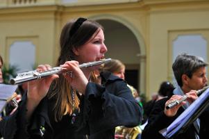 Concertreizen voor HaFaBra en symfonische orkesten