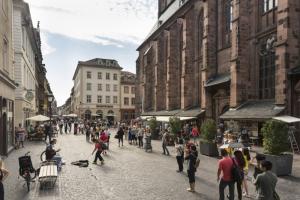 [Binnenstad van Heidelberg]