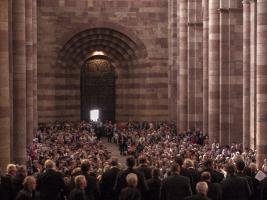 [Grote publieke belangstelling voor concert in Speyer]