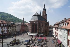 [Chr. Heiliggeistkirche in Heidelberg]