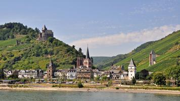 [Een romantische streek rondom Heidelberg]