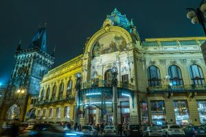 Smetana Concerthall