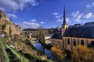 Koorreis Luxemburg