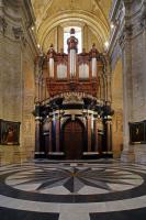 Hoofdorgel van de Onze-Lieve-Vrouw-Sint-Pieters in Gent