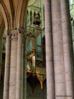 Hoofdorgel van de  Notre Dame van Amiens