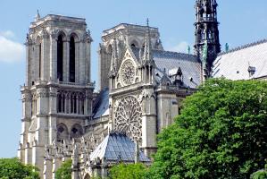 Koorreis Parijs