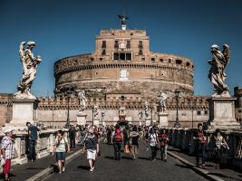 Koorreis Rome