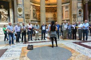 Concert in de St. Pietersbasiliek Rome Moderato Cantabile
