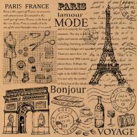 Het gezellige Parijs