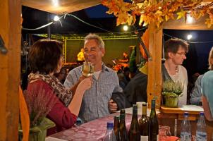 Koorreis Moezel en deelname Wijnfeest