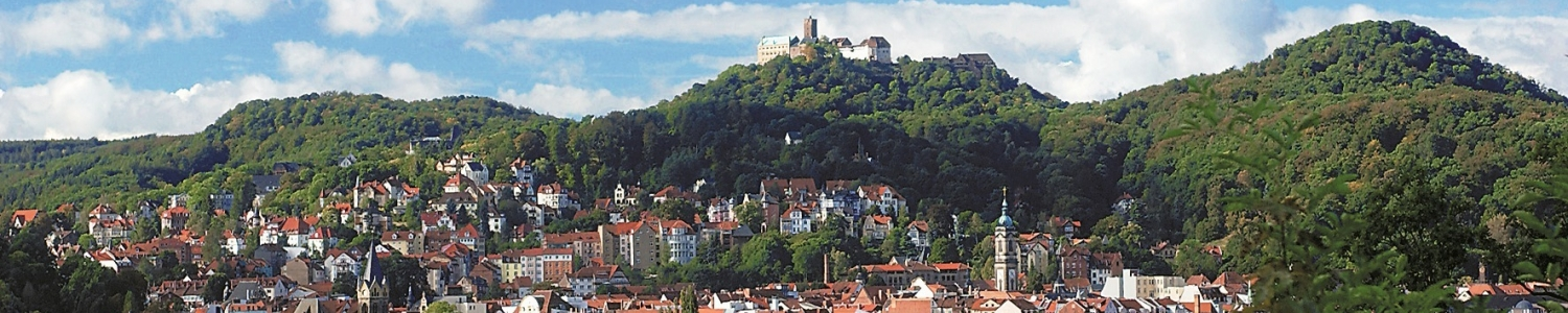 Koorreis Thuringen –  Weimar – Erfurt- Eisenach