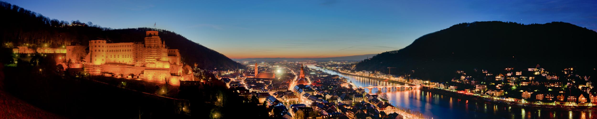 koorreis Heidelberg, Worms en Speyer