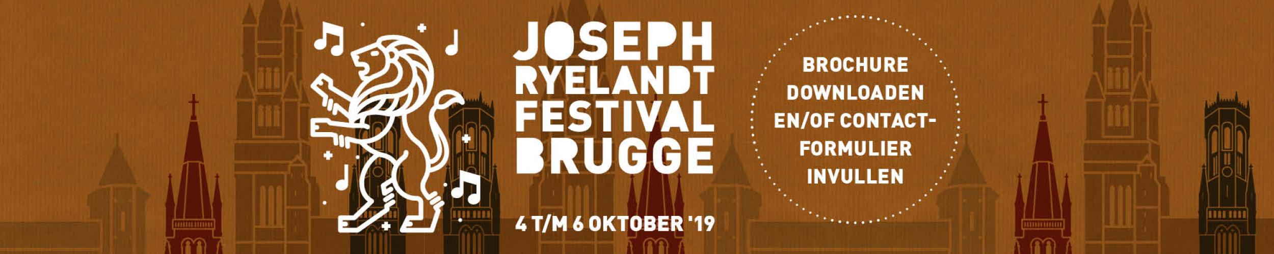 Orpheus Joseph Ryelandt Festival Brugge 2019