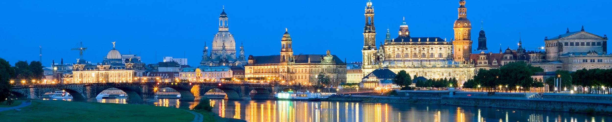 Koorreis Leipzig en Dresden