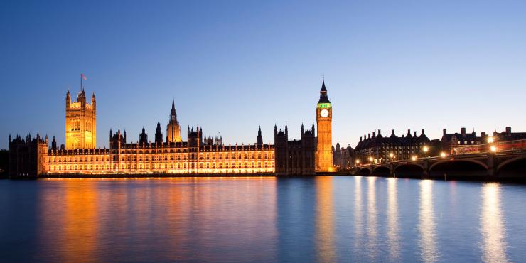 Koorreis Zuid Engeland Canterbury en Londen